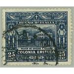 Eritrea 42A stämplat