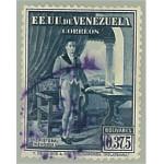 Venezuela 322 stämplat