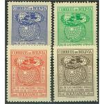 Bolivia 447-450 **