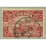 Canada 136 stämplat