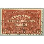 Canada 171 stämplat