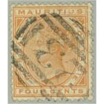 Mauritius SG 93 stämplat