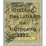 Irland 23 IV stämplat