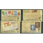 Singapore 594-597 **