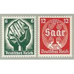 Tyska Riket 544-545 *
