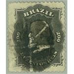 Brasilien 28 stämplad