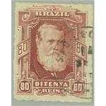Brasilien 41 stämplad