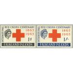 Falklands öarna 142-143 **