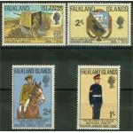 Falklands öarna 183-186 **