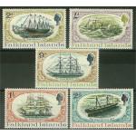 Falklands öarna 187-191 **