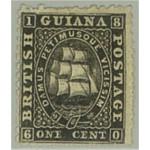 British Guiana SG 51 (*)