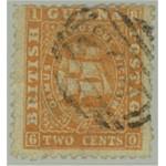 British Guiana SG52 stämplad