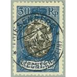 Liechtenstein 64 stämplad