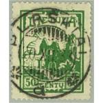 Litauen 383 stämplad