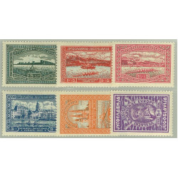 Jugoslavien 243-248 *
