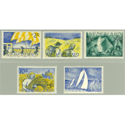 Nederländerna 516-520 **