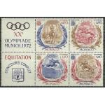 Monaco 1045-1048 **