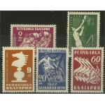 Bulgarien 606-610 **
