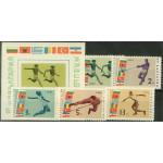 Bulgarien 1399-1403 + block 11 **
