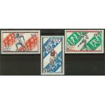 Kamerun 653-655 **