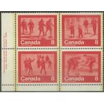 Canada 570-573 **