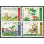 Anguilla 1165-1168 **