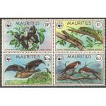 Mauritius 463-466 */**