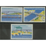 Nederländska Antillerna 292-294 **