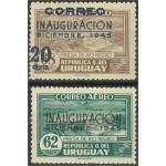Uruguay 682-683 **