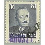 Polen 653 stämplat