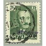 Polen 650 stämplat