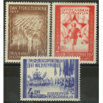 Jugoslavien 521-523 **