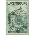 Luxemburg D176 stämplat