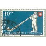 Schweiz 559 stämplad