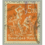 Tyska Riket 238 stämplat