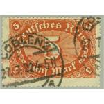 Tyska Riket 194b stämplat