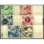 Sovjet 542-547 stämplade