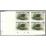 Barbuda 261-266 ** 4-block