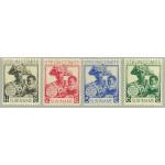 Surinam 166-169 *