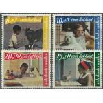 Nederländska Antillerna 194-197