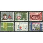 Schweiz 768-773 **