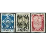 Rumänien 516-518 *