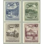 Tjeckoslovakien 678-681 **