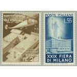 Italien 830-831 **