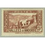 Franska Andorra 44 *