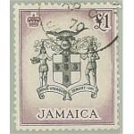 Jamaica 176 stämplad