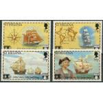 St Helena 567-570 **