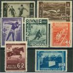 Rumänien 528-535 **