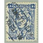 Nederländerna 221A stämplad
