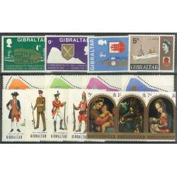 Gibraltar 221-235 **